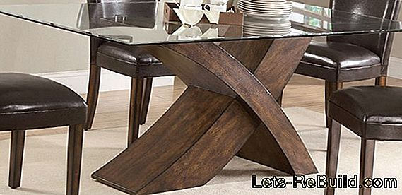 Dining Table » Different Types Of Wood In Comparison