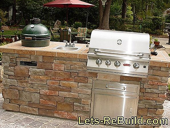 Plan Your Outdoor Kitchen » That'S What You Should Think About