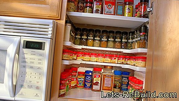 Organize your kitchen - these tips will help you