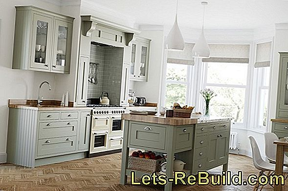 Build Your Own Kitchen » You Have These Possibilities