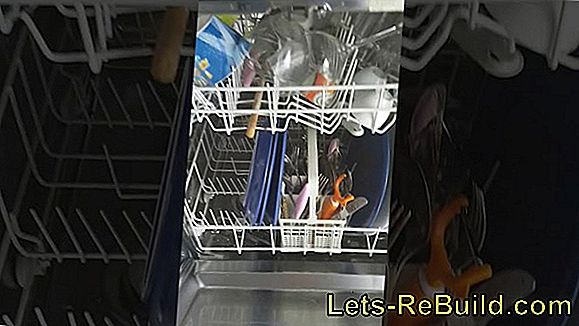 Dishwasher Does Not Draw Water » Why Can This Be?