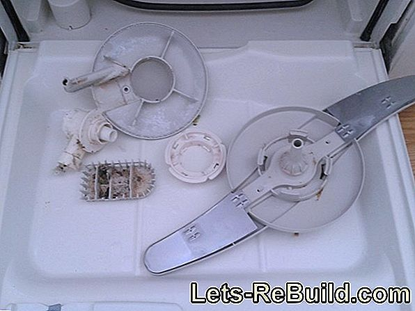 Dishwasher Does Not Pump Off » Causes & Solutions
