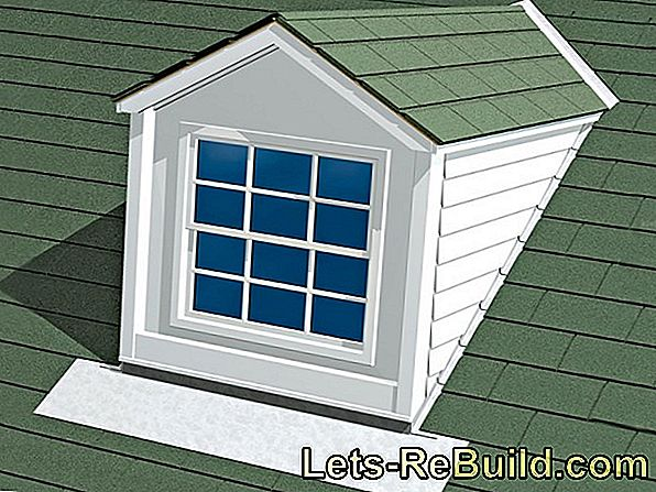Dormer Dormer - Step By Step For Efficient Thermal Insulation
