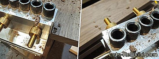 Dowel Does Not Hold » What Can You Do?