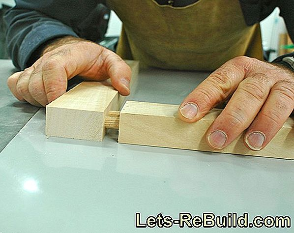 Dowel Hole Too Big » How To Find A Remedy