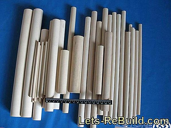 Dowels » These Sizes Are Available In Stores