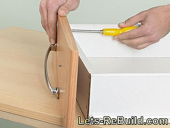 Repair Drawer » Instructions In 4 Steps