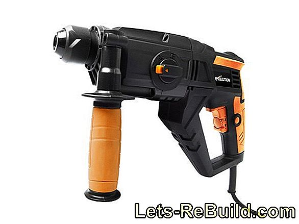 Hammer Drill » Function And Structure