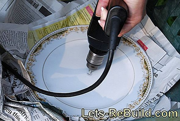 Drilling Porcelain » This Is How The Porcelain Stays Whole