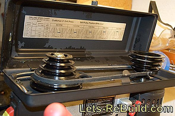 Drill Holes For Power Outlets » Instructions In 5 Steps