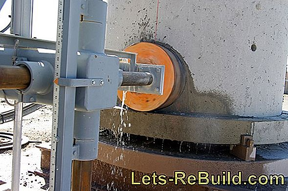 Drilling Concrete » Guides & Step By Step Instructions