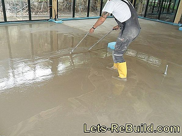Anhydrite screed or cement screed? The pros and cons