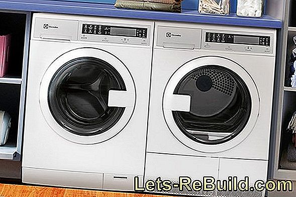 Dryer larger than the washing machine - is that a problem?