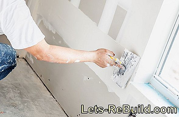 Drywall instructions step by step