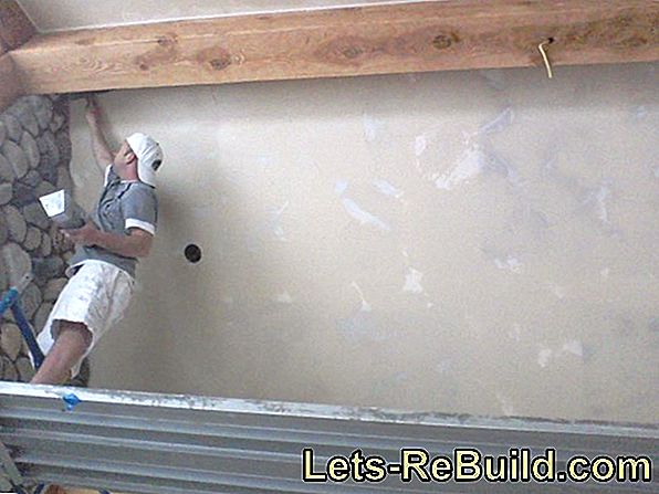 Damming Drywall » This Is How Sound Is Minimized