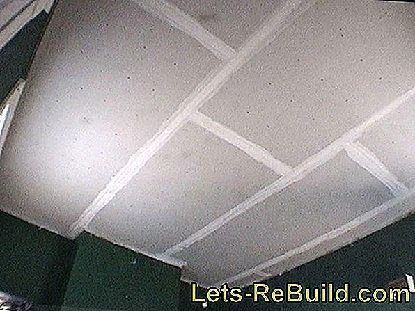 Drywall On Tiles Set » How It'S Done