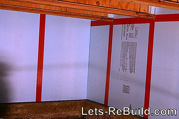 Glue Drywall Panels » When And How Do You Do That?
