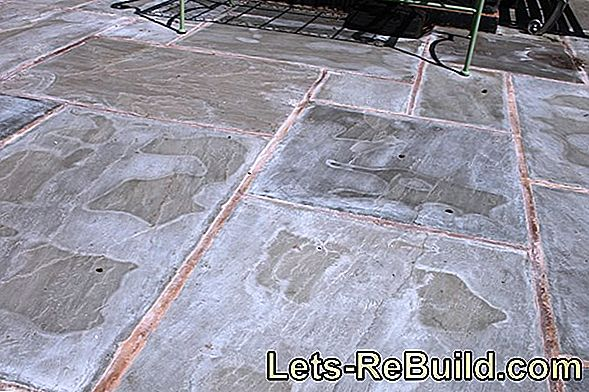 Efflorescence On Paving Stones » How To Eliminate Them