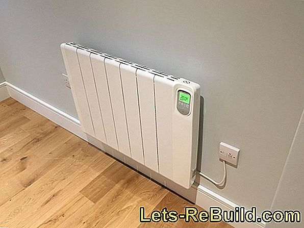 Electric Flat Radiator » Electric Heating Small & Economical?