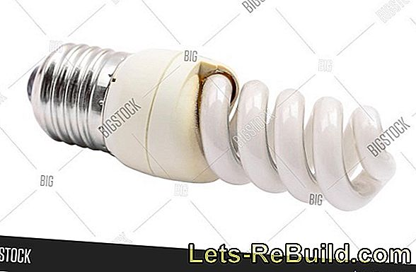 Energy-Saving Lamp Blown » Is This Dangerous?