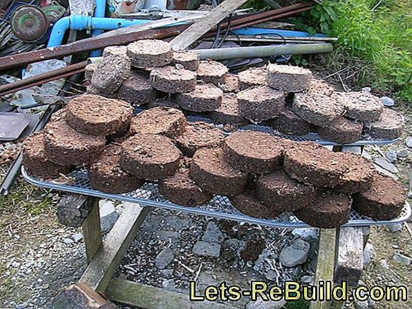 Make Wood Briquettes Yourself » There Are These Possibilities