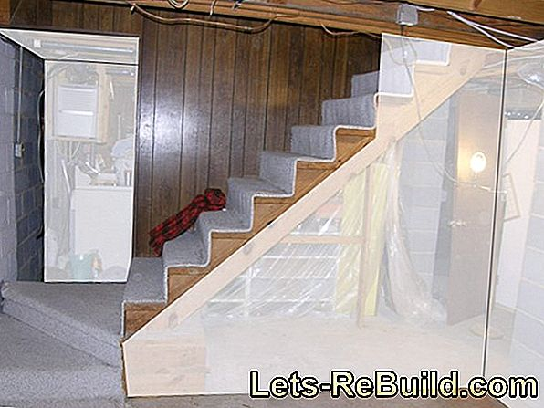 Plan entry stairs and build yourself