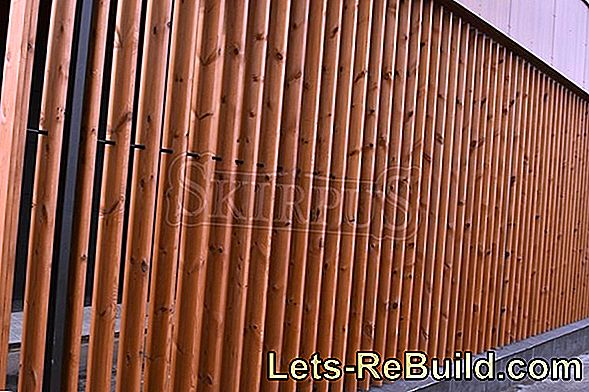 Cladding Wood - Possibilities Of Wood Cladding!
