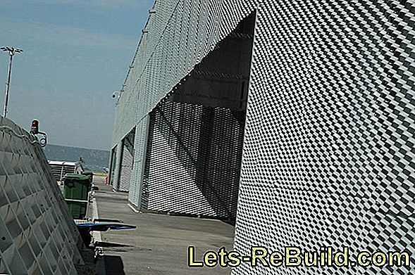Cladding The Façade With Sheet Metal » Worth Knowing
