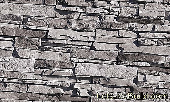 Glue Natural Stone Facade » When Is This Possible?