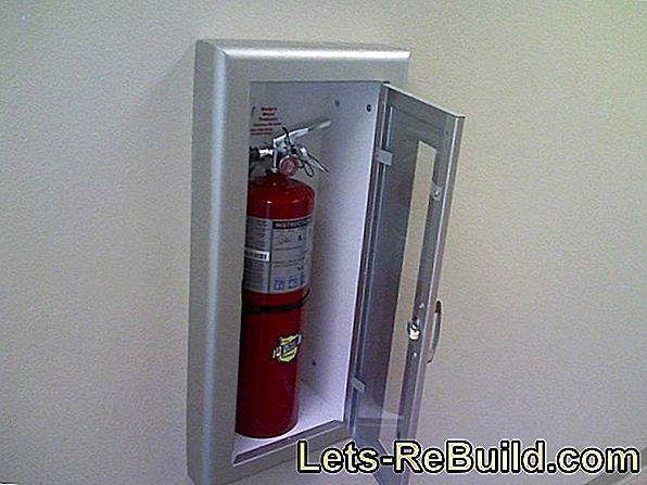 Using A Fire Extinguisher » Explains Step By Step