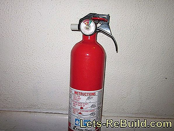 Pressure On The Fire Extinguisher » Worth Knowing