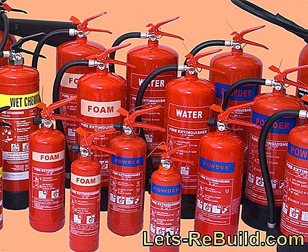 Contents Of The Fire Extinguisher » What Is In It?