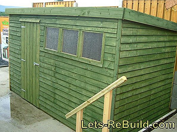 Shed With Flat Roof » Workers, Prices & Buying Tips