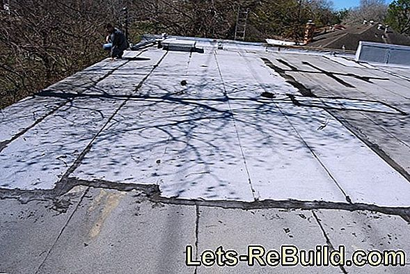 Flat Roof Leaking » Find And Eliminate The Cause