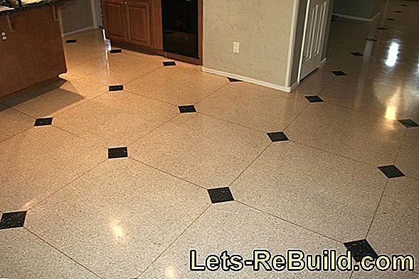 Floor tiles Thickness: what strength in the floor tiles?