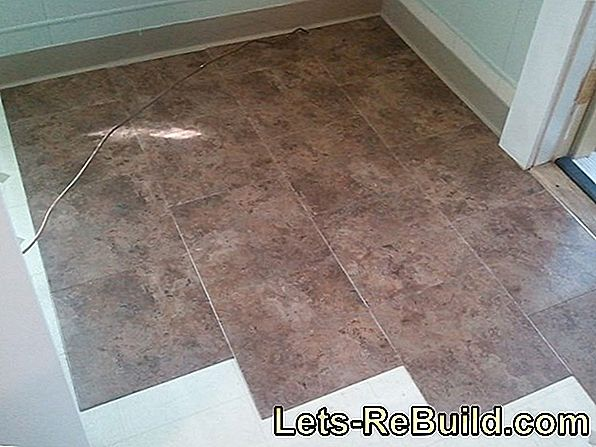 Stick Floor Tiles On Tiles » Detailed Instructions