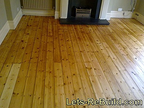 Floorboards » Compared With Other Types Of Flooring