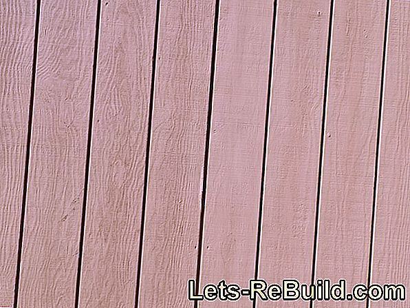 Cladding wood