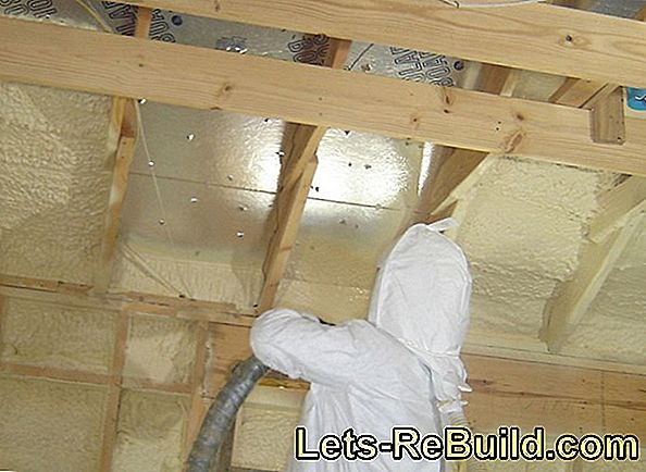 Building Foam » What Is Its Insulating Value?