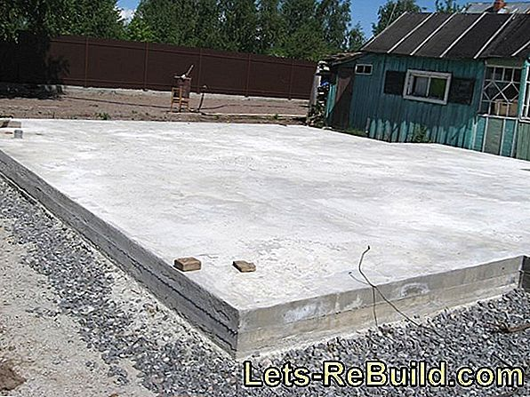 Lay The Foundation » Which Concrete Is Suitable?