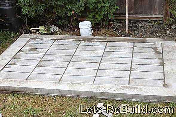 Lay Foundation For Paving Stones » How It'S Done