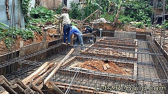 Foundation Without Reinforcement » When Is This Possible?