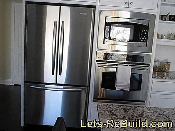 Put The Fridge Next To The Oven » A Good Idea?