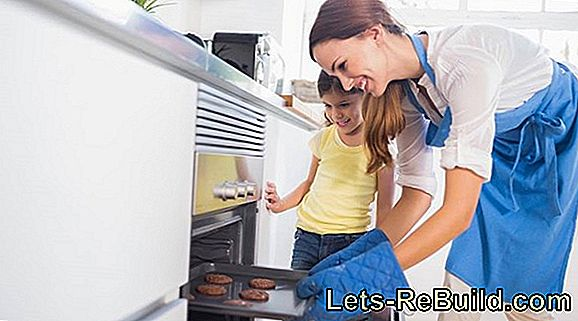 Oven Cleaning With Oven » Detailed Instructions