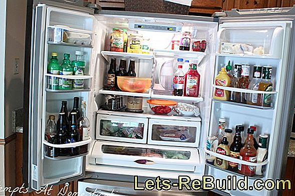 Setting The Fridge » How To Do It Right