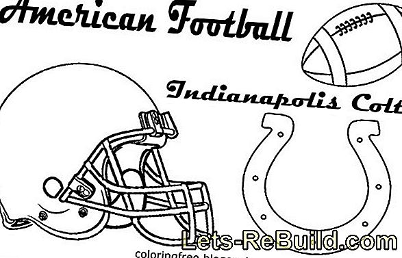 Football Coloring Pages And Coloring Pages