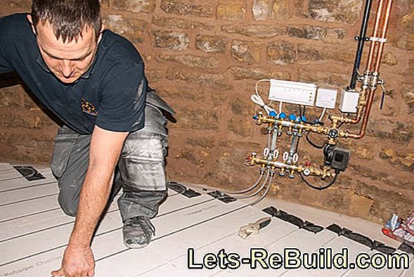 Retrofitting The Thermostat For Underfloor Heating » Is This Worth It?