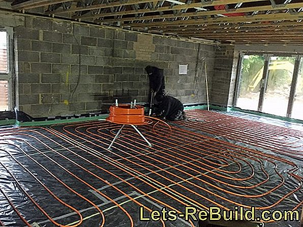 Installing Underfloor Heating » An Overview Of The Options