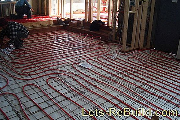 Underfloor Heating With Electricity » Advantages And Disadvantages