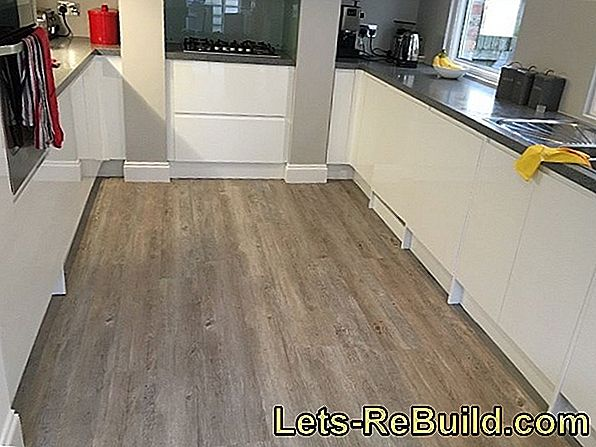 Laying Flooring » Instructions In 4 Steps